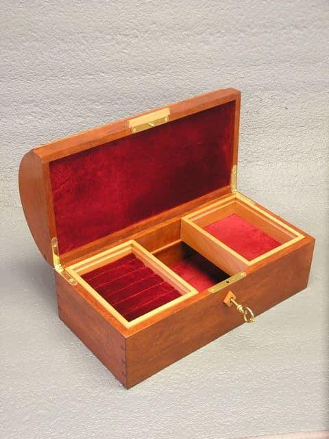 Strap Hinged Box - Strap Hinged Box