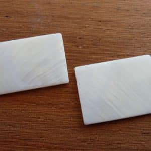 25mm x 35mm x 2.5mm slab (3 pieces)