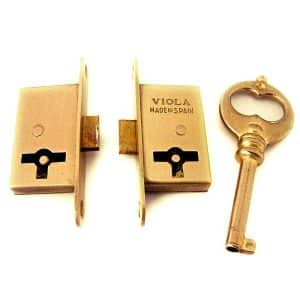 Mini Lock Right-Hand Full Mortice (each)