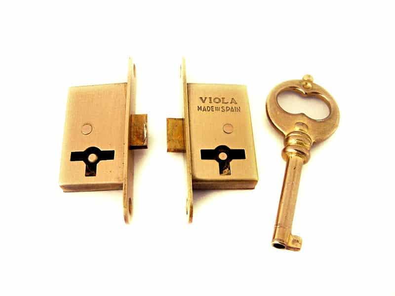 Mini Lock Right-Hand Full Mortice (each)