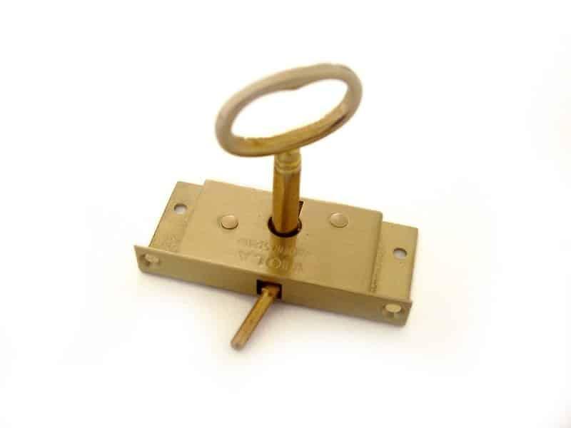 Box Lock Half Mortice (each)