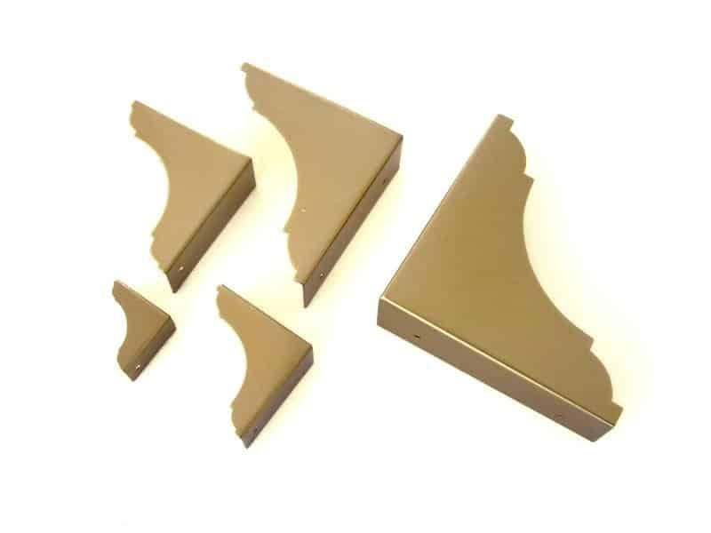 40mm Box Corners (12 pieces)