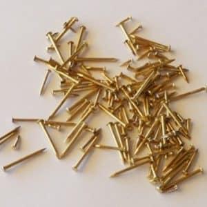 10mm x 1.5mm x 2.5mm Head Diam. (2500 pins)