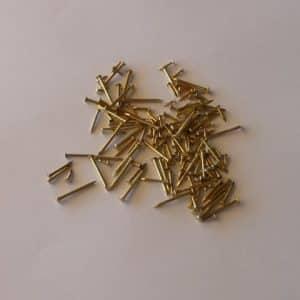 16mm x 1.5mm x 2.85mm Head Diam. (100 pins)