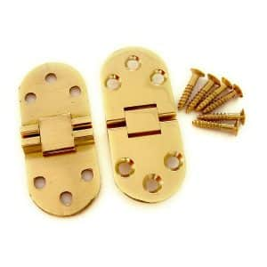 Butler's Table Hinges without lock 70mm x 30mm x 2.5mm