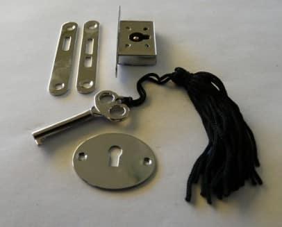 Tassle Lock - Hardware for Creative Finishes - Veneer Inlay Australia