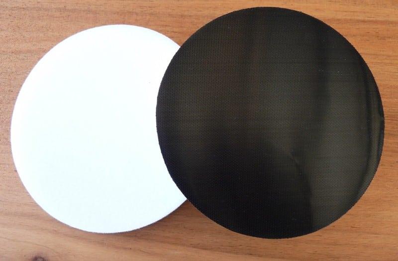 Interface Pad 125mm - Hardware for Creative Finishes - Veneer Inlay Australia