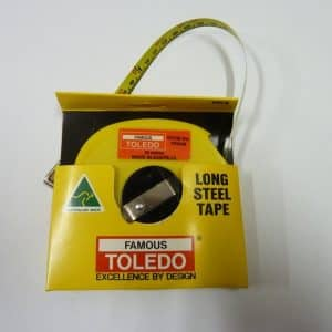 30m Toledo Tape Measure