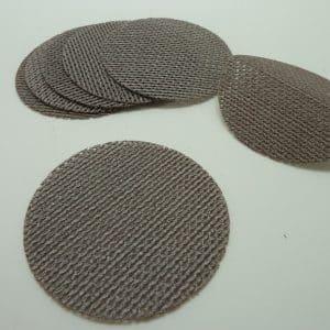 Power Sanding Mesh Discs 50 mm / 75 mm