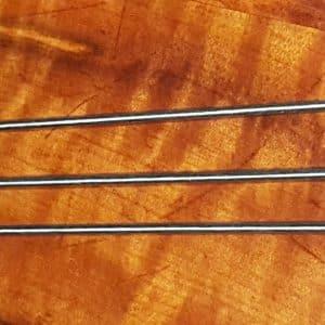 Stringing Black-White-Black 2mm x 1mm