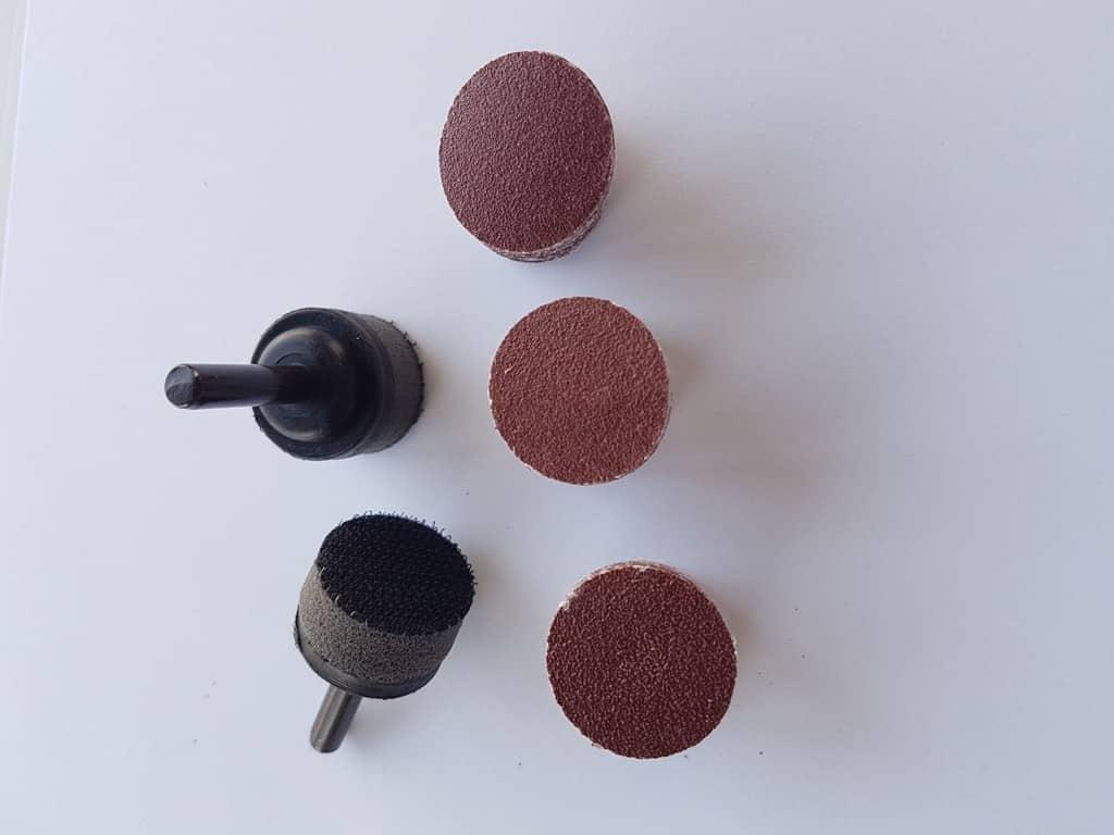 Spoon Sanding Kit
