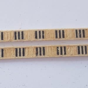 Veneer Inlay Lengths - 2 Lengths A2020