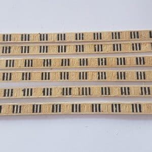 Veneer Inlay Lengths - 6 Lengths A2020