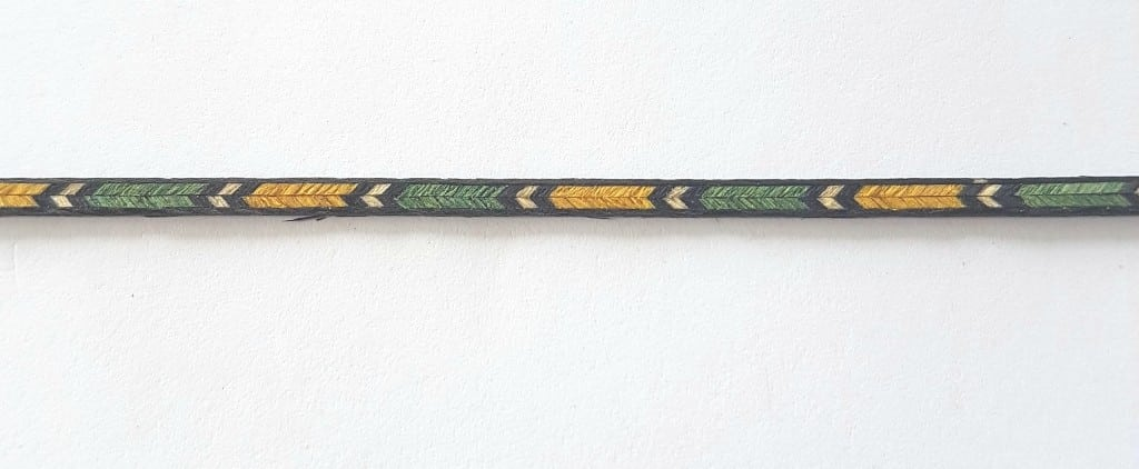 Veneer Inlay Length A2176
