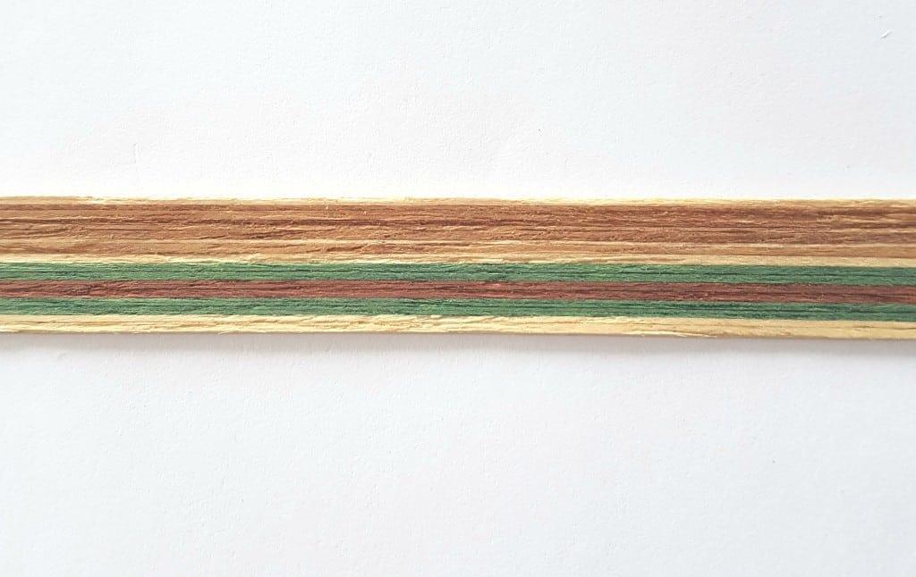 Veneer Inlay Length A2179