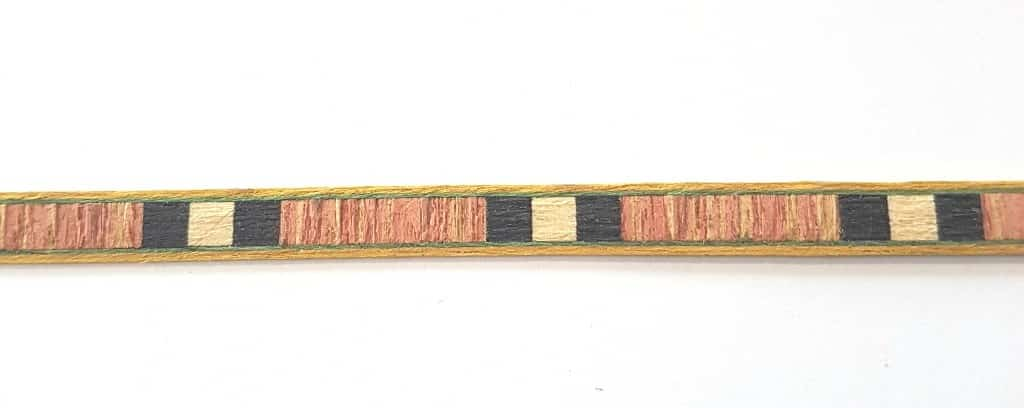 Veneer Inlay Length A2181