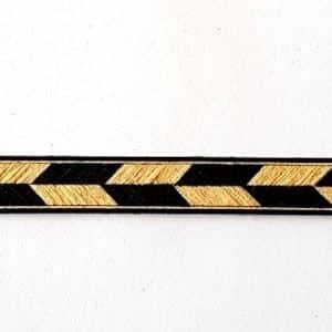 Veneer Inlay Length A2184
