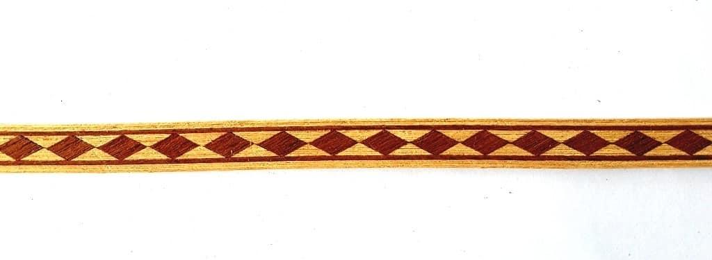 Veneer Inlay Length A2186