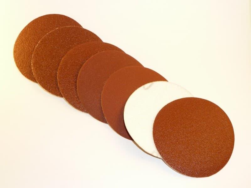 Power Sanding Discs 75mm 1000 grit