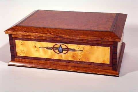 Art Deco - Hardware for Creative Finishes - Veneer Inlay Australia